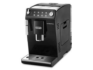 デロンギ DeLonghi コンパクト全自動コーヒーマシン オーテンティカ ブラック・・・