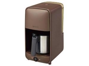 タイガー TIGER コーヒーメーカー ダークブラウン ADC-A060-TD