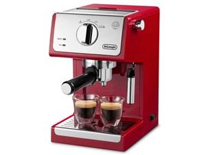 デロンギ DeLonghi コーヒーメーカー エスプレッソマシン アクティブ パッシ・・・