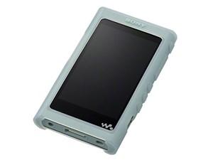 ソニー NW-A50シリーズ専用 シリコンケース(グリーン) CKM-NWA50-G