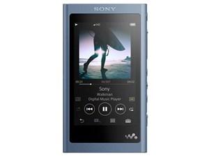 NW-A57 (L) [64GB ムーンリットブルー] ハイレゾ音源対応 ウォークマン
