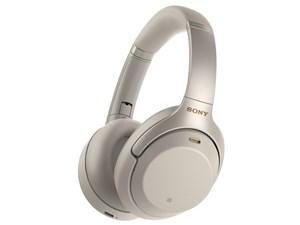 ソニー【ヘッドホン】ワイヤレスノイズキャンセリングステレオヘッドセット W・・・