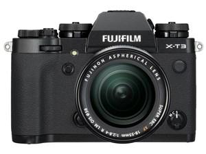 富士フイルム FUJIFILM X-T3 レンズキット [ブラック]