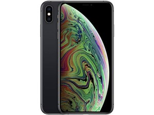 iPhone XS Max 64GB SIMフリー [スペースグレイ] (SIMフリー)