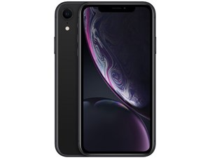 iPhone XR 64GB SIMフリー [ブラック] (SIMフリー)