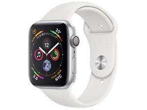 Apple Watch Series 4 GPSモデル 44mm MU6A2J/A [ホワイトスポーツバンド]