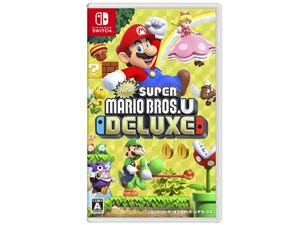 New スーパーマリオブラザーズ U デラックス [Nintendo Switch]