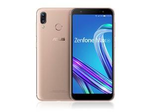 ZenFone Max (M1) SIMフリー [サンライトゴールド] (SIMフリー)