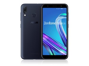 ZenFone Max (M1) SIMフリー [ディープシーブラック] (SIMフリー)
