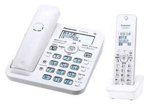 パナソニック【RU・RU・RU】コードレス電話機 ル・ル・ル 子機1台付き VE-GD5・・・