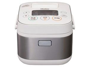 ハイアール Haier 3合炊きマイコンジャー炊飯器 ホワイト JJ-M31D-W