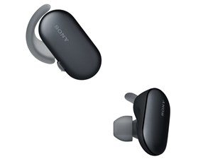 ソニー SONY ワイヤレスステレオヘッドセット ブラック WF-SP900 BM