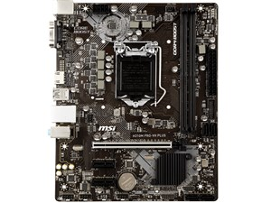 MSI製 MicroATXマザボ H310M PRO-VH PLUS LGA1151