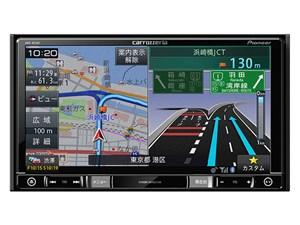 楽ナビ AVIC-RZ102