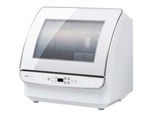 ADW-GM1-W 食器洗い機 送風乾燥機能付き アクア ホワイト
