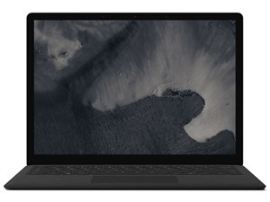 △DAL-00105 [ブラック] Surface Laptop 2 マイクロソフト