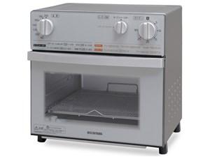 アイリスオーヤマ IRIS OHYAMA ノンフライ 熱風 オーブン トースター シルバ・・・