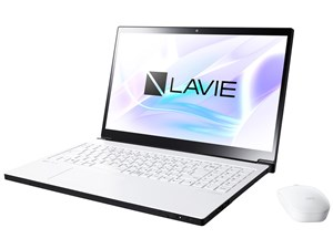 PC-NX850LAW [プラチナホワイト] LAVIE Note NEXT NX850/LAW NEC