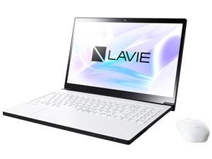PC-NX750LAW [プラチナホワイト] LAVIE Note NEXT NX750/LAW NEC