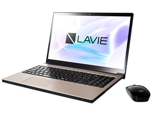 PC-NX750LAG [クレストゴールド] LAVIE Note NEXT NX750/LAG NEC