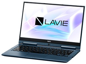 LAVIE Hybrid ZERO HZ550/LAL PC-HZ550LAL [インディゴブルー]