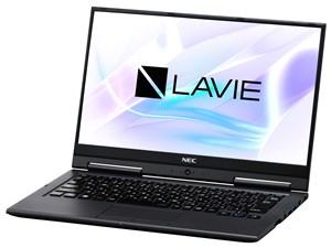 LAVIE Hybrid ZERO HZ500/LAB PC-HZ500LAB [メテオグレー] 商品画像1:パニカウ
