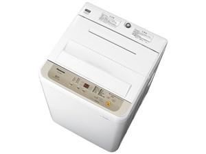 パナソニック【Panasonic】5kg 全自動洗濯機 NA-F50B12-N(シャンパン)★【NAF・・・