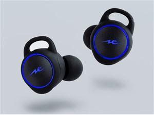 ラディウス RADIUS 完全ワイヤレス Bluetoothイヤホン ブラック HP-T100BTK