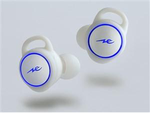 ラディウス RADIUS 完全ワイヤレス Bluetoothイヤホン ホワイト HP-T100BTW
