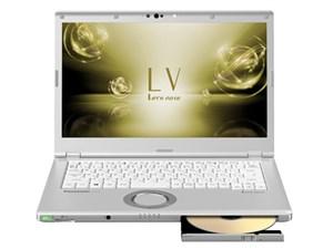 Let's note LV7 CF-LV7HFBQR SIMフリー 商品画像1:パニカウ