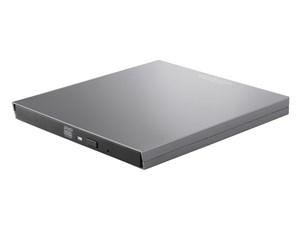 ロジテック Mac用ポータブルDVDドライブ グレー LDR-PVB8U3MGY