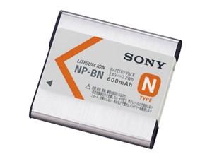 ソニー リチャージャブルバッテリーパック NP-BN