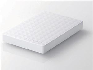 SEAGATE ポータブルハードディスク SGP-MX020UWH ホワイト 2TB