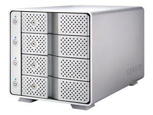 センチュリー HDDケース CRCH35U31CIS