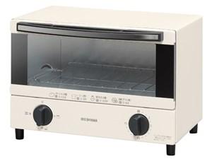 アイリスオーヤマ【IRIS】オーブントースター ホワイト EOT-012-W★【EOT012W・・・