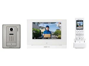 アイホン【スマートフォン連動】テレビドアホンセット ワイヤレス対応 2・4タ・・・