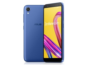 ASUS ZenFone Live (L1) SIMフリー [スペースブルー] (SIMフリー)