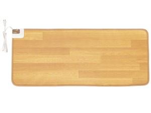 アイリスオーヤマ ホットカーペット 木目調 45×110cm HCM-1105FL-M