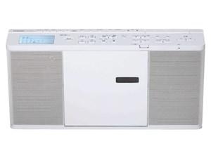 東芝 SD/USB/CDラジオ TY-CX700-W