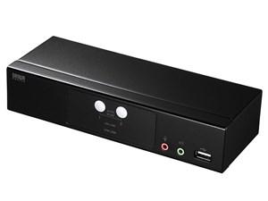 サンワサプライ HDMI切替器(2入力・1出力) SW-KVM2HHC