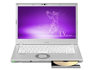 Let's note LV7 CF-LV7CDFQR 商品画像1:パニカウ