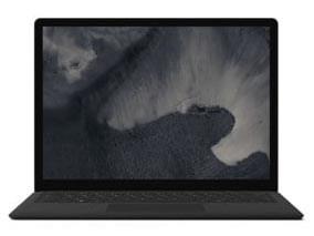 Surface Laptop 2 LQS-00053 [ブラック] 通常配送商品