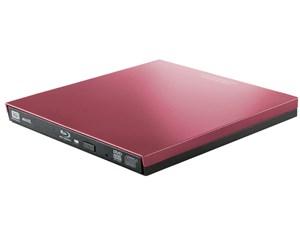 エレコム Blu-rayディスクドライブ/USB3.0/スリム/再生&編集ソフト付/typeC・・・