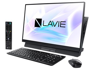 LAVIE Desk All-in-one DA770/MAB PC-DA770MAB 通常配送商品