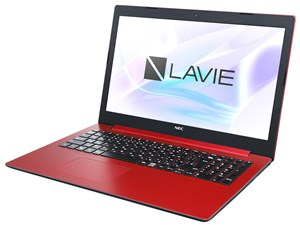 LAVIE Note Standard NS300/MAR PC-NS300MAR [カームレッド]