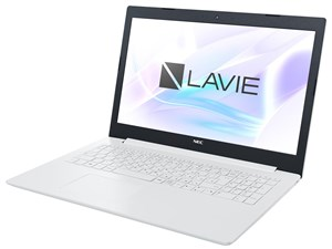 LAVIE Note Standard NS600/MAW PC-NS600MAW [カームホワイト]