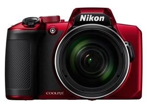 ニコン COOLPIX B600 [レッド]  カメラケース・SDHCカード4GB付き