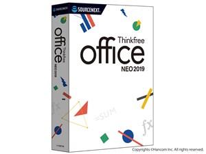 ソースネクスト Thinkfree office NEO 2019 258190