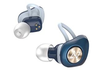 アビオット AVIOT TE-D01d 完全ワイヤレス Bluetooth イヤホン ネイビー TE-D・・・
