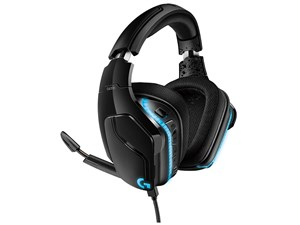 ◎。G633s Wired 7.1 LIGHTSYNC Gaming Headset